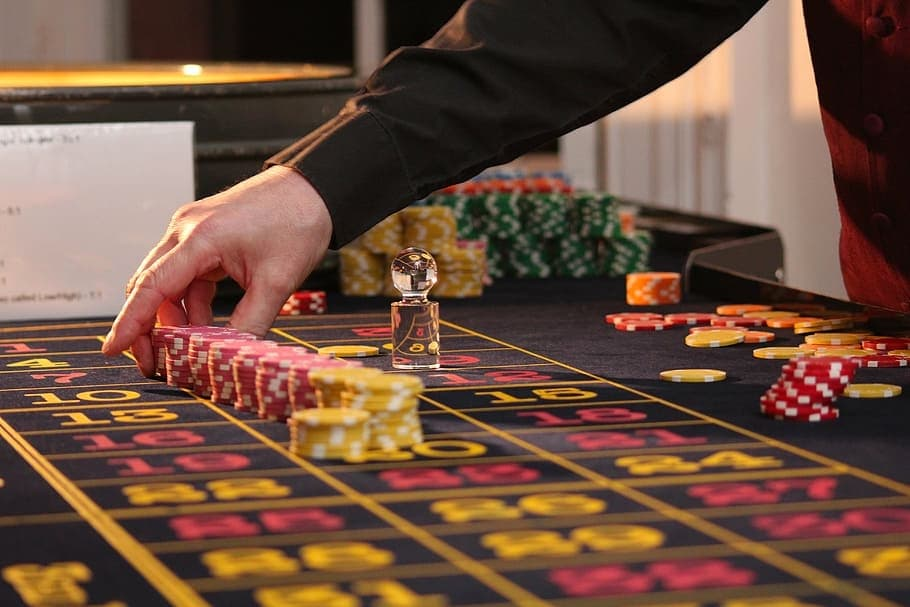Dealer hos live casino