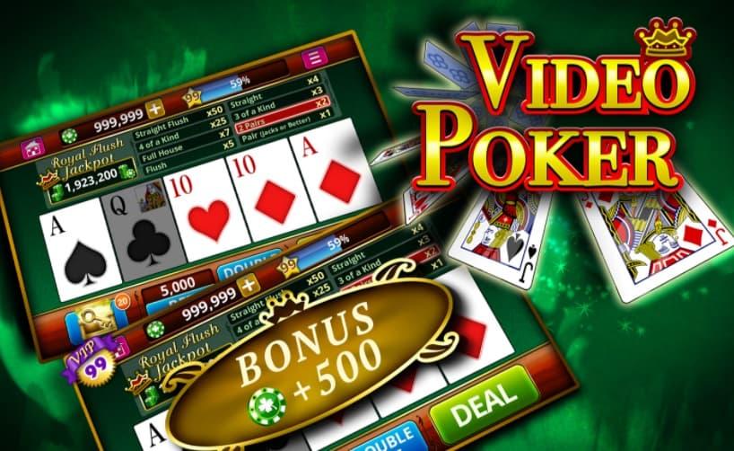 Video poker Pengepung.com